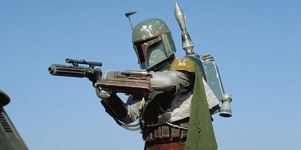 Boba Fett Star Wars Return of the Jedi