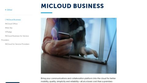 MiCloud Business