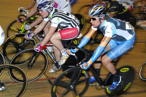 Bradley Wiggins, Revolution 26, December 2009