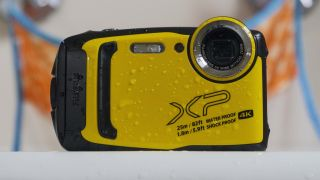 Fujifilm XP140 best waterproof cameras