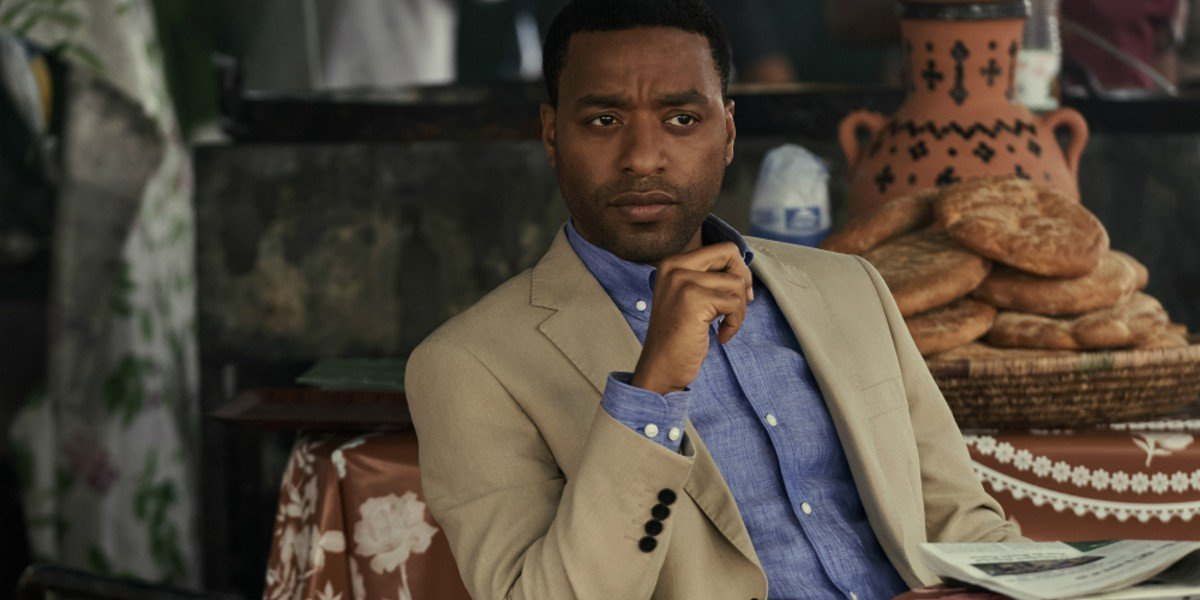 Chiwetel Ejiofor - The Old Guard