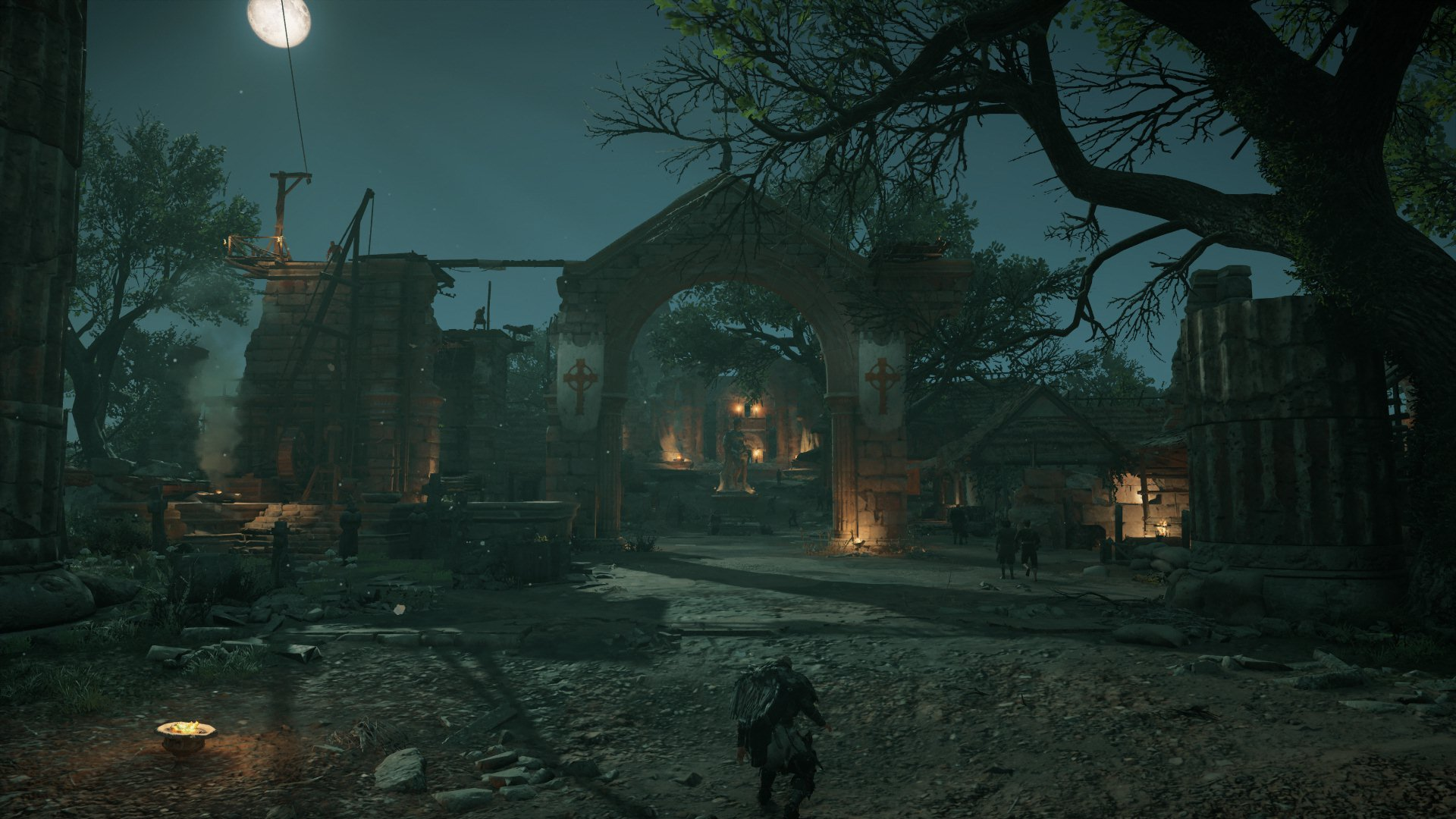 How to complete the Saint Albanes Abbey raid in Assassin's Creed Valhalla