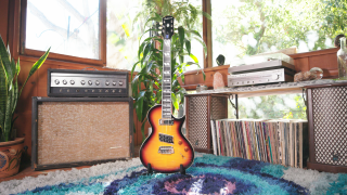 Nancy Wilson's new signature Epiphone, the Fanatic