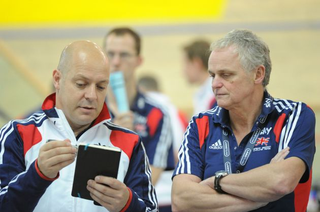 More upheaval at British Cycling with CEO stepping down