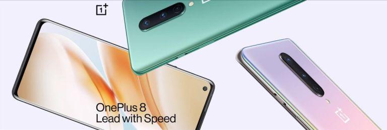 OnePlus Series 8