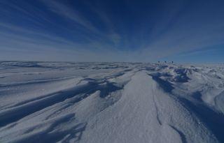 Gamburtsev mountains, Antarctica
