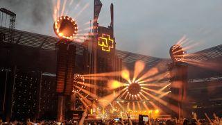 Rammstein MK Stadium set