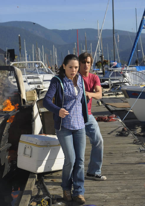 CBS Premieres New Murder Mystery Harper's Island This April #6593