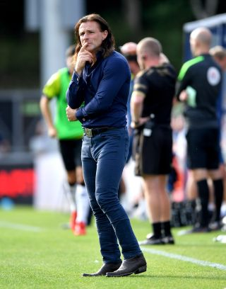 Wycombe Wanderers v Charlton Athletic – Sky Bet League One – Adams Park