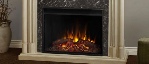 Real Flame Maxwell Grand 58-inch Ventless Electric Fireplace Review