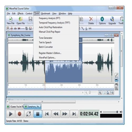 WavePad Audio Editing Software Review - Pros and Cons   Top Ten Reviews