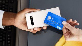Visa tap to pay