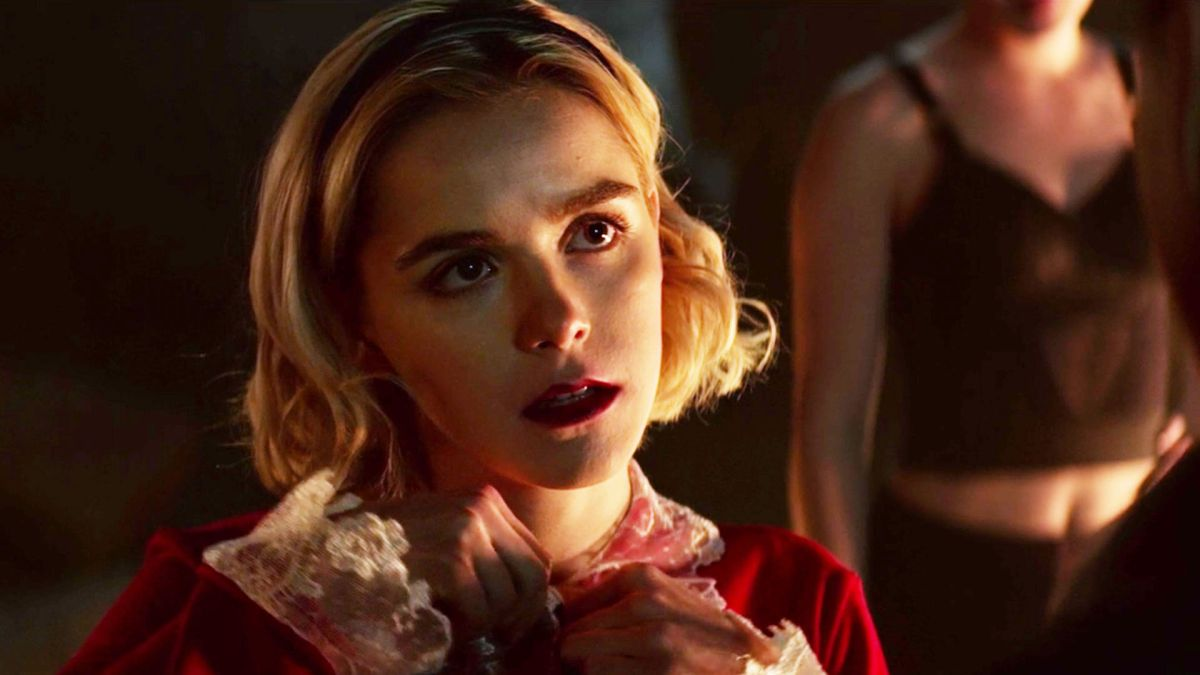 Chilling Adventures Of Sabrina Is A Strange Mix Of