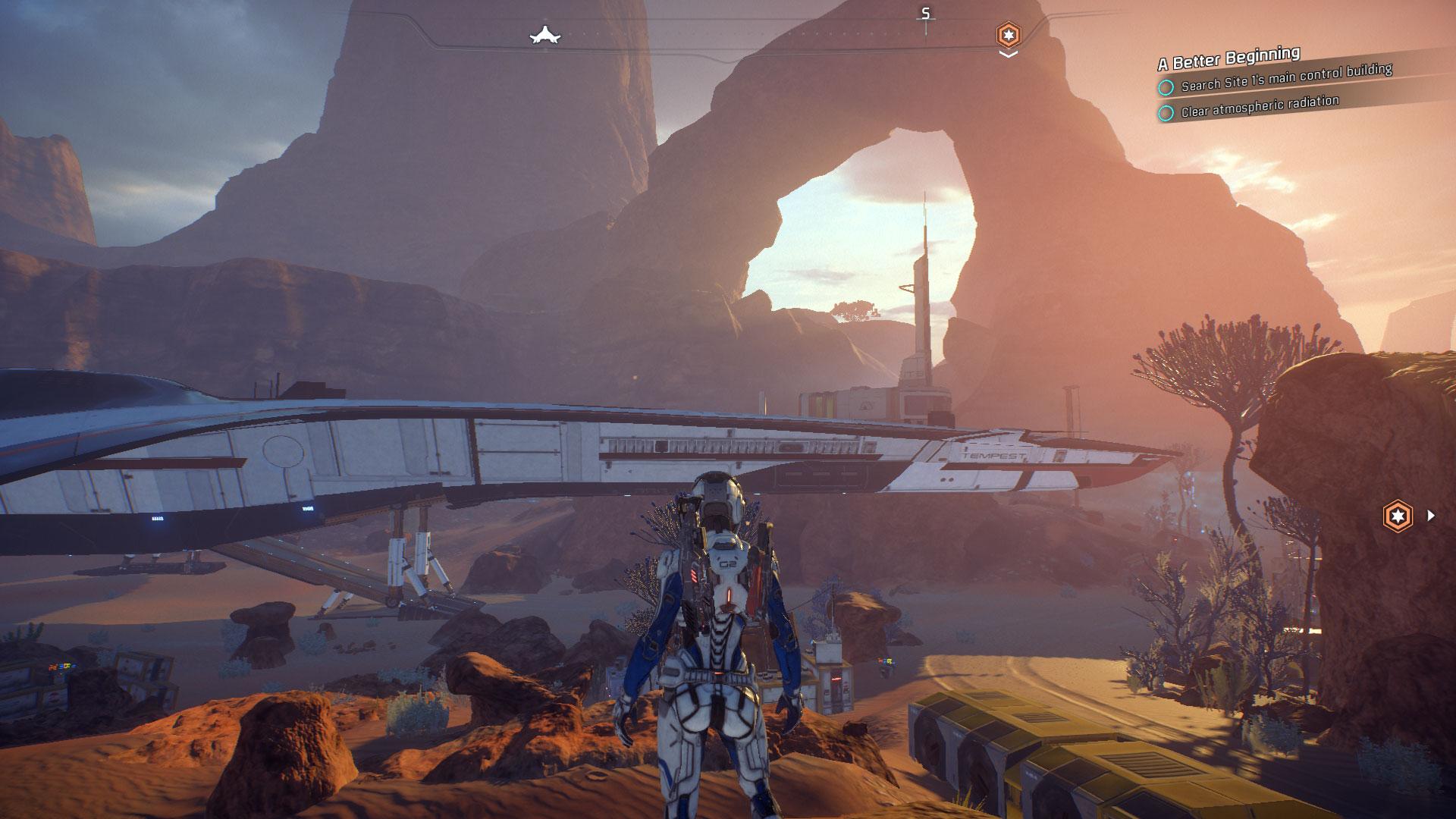 Mass Effect Andromeda Pc Performance Analysis Pc Gamer