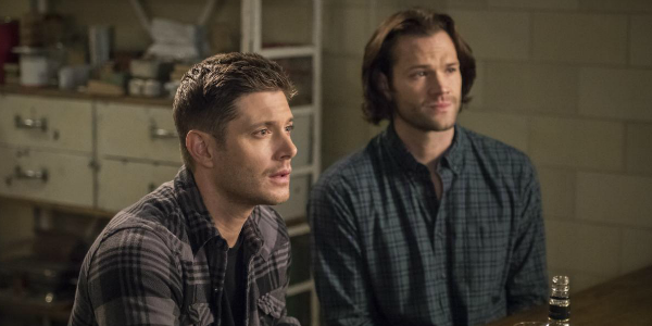 Superntural Dean Winchester Jensen Ackles Sam Winchester Jared Padalecki The CW