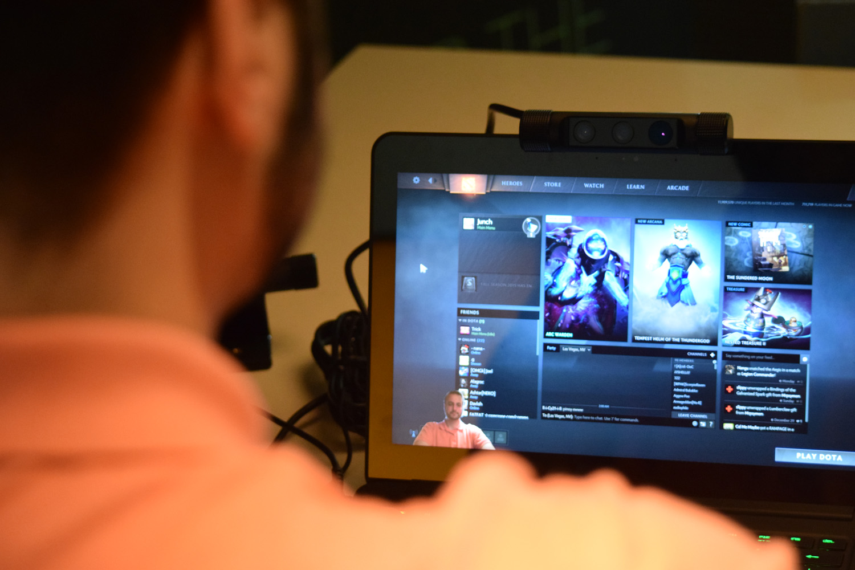 OB Razer Stargazer Depth-Sensing Webcam