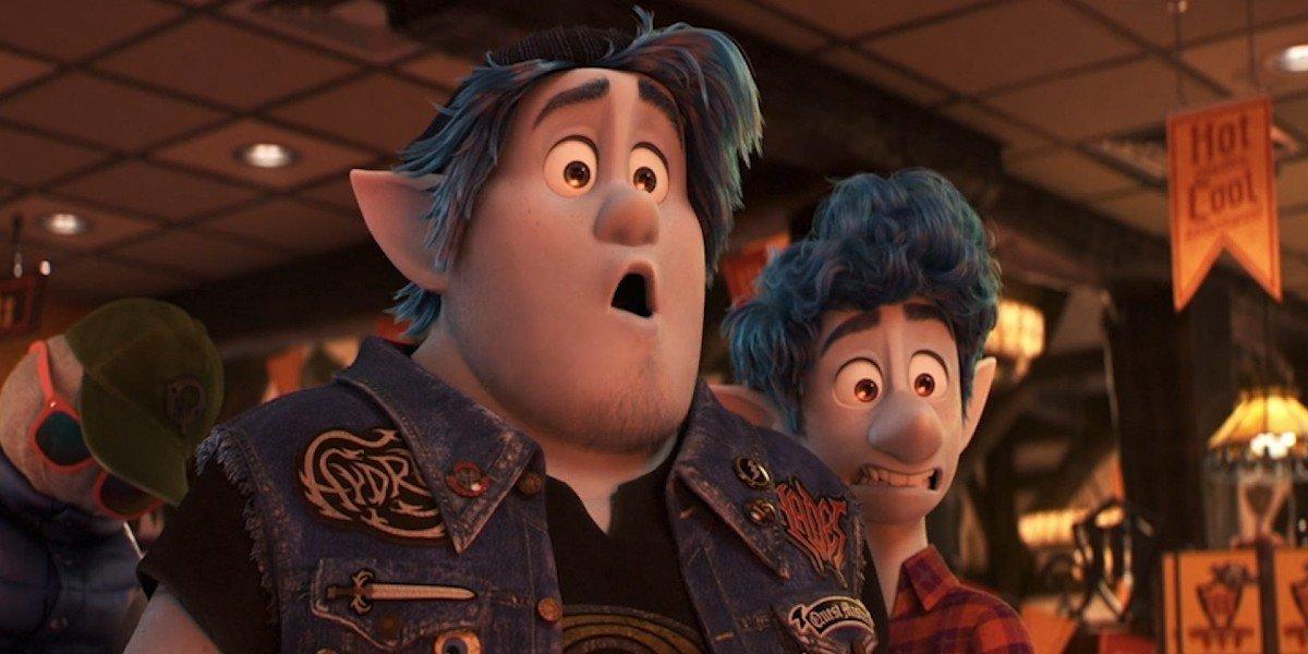 Screenshot from Disney/Pixar's Onward