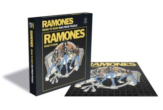 Three Ramones jigsaw puzzles are in the works | Louder