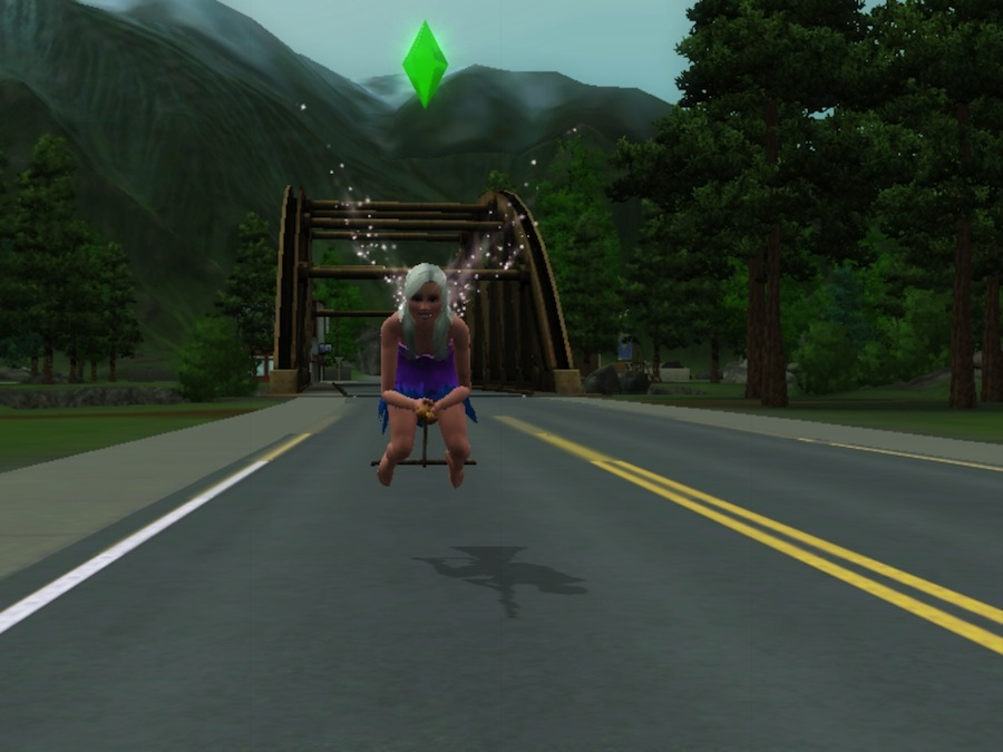 The Sims 3 Supernatural Review: Witches, Fairies, Werewolves And Magic #23609