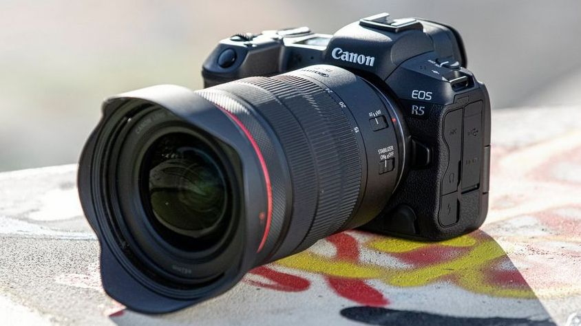 Canon EOS R5: 9 new things we've learnt about the full-frame mirrorless flagship