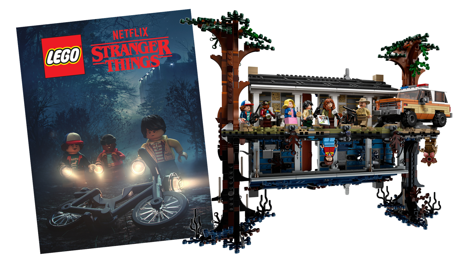 Celebrate Stranger Things Season 3 With This Exclusive Lego Stranger Things Poster Deal Gamesradar Aramanızda 76 adet ürün bulundu. celebrate stranger things season 3 with