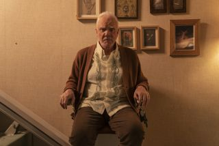Malcolm McDowell plays Richard in Truth Seekers