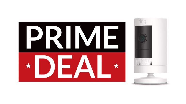Ring Stick Up Cam prime day deal