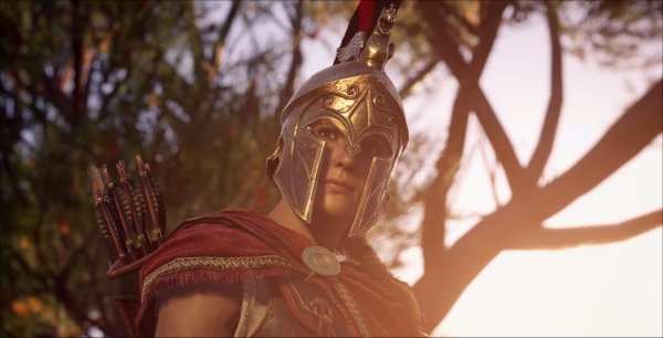 New Assassin's Creed: Odyssey Trailers Let You Pick Your Hero