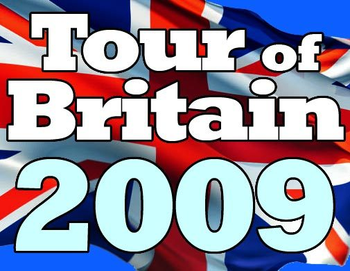 Tour of Britain 2009 logo