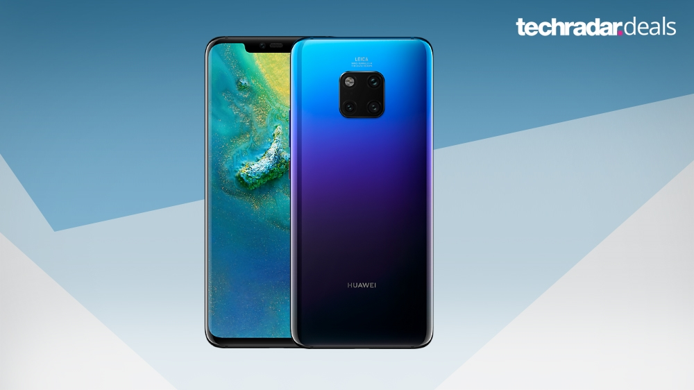 The cheapest Huawei Mate 20 Pro unlocked SIM-free prices in