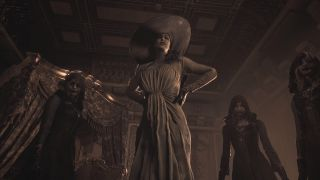 Resident Evil 8 Tall vampire lady