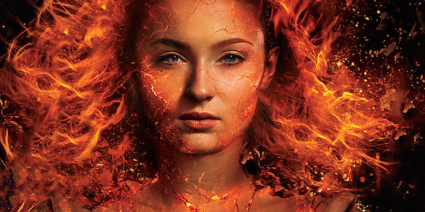 Sophie Turner is Jean Grey