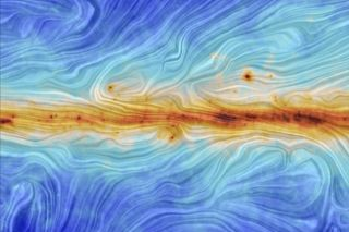 Interstellar dust in our Galaxy's magnetic field