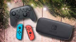 Boxing Day Nintendo Switch accessories