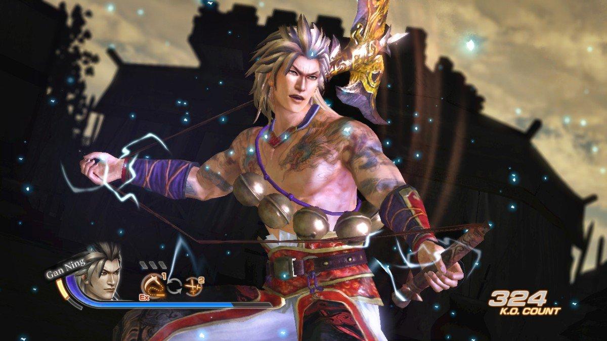 Dynasty Warriors 7 Character And Combat Screenshots #16488
