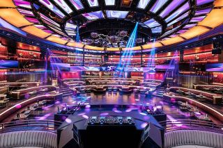 KAOS Nightclub at the Palms Casino Resort, Las Vegas, NV