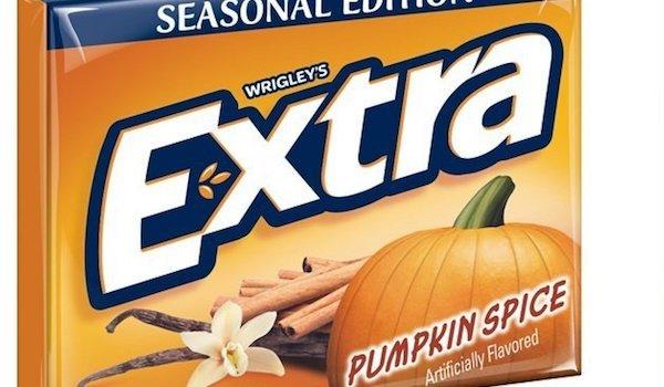 Pumpkin Spice Extra gum
