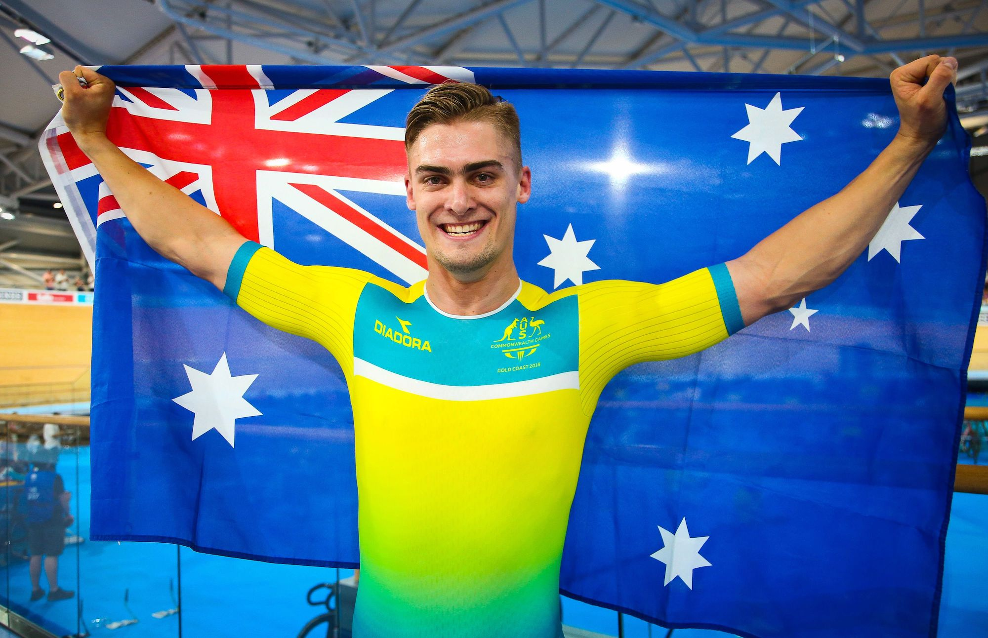 Track cyclist Matthew Glaetzer recovering from cancer surgery