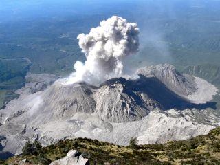 Santiaguito eruptions