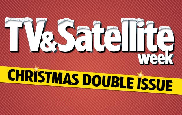 TV&Satellite Week Christmas