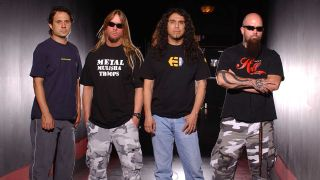 Slayer in 2002