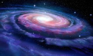 In one galactic year, also known as a cosmic year, the sun orbits the Milky Way.