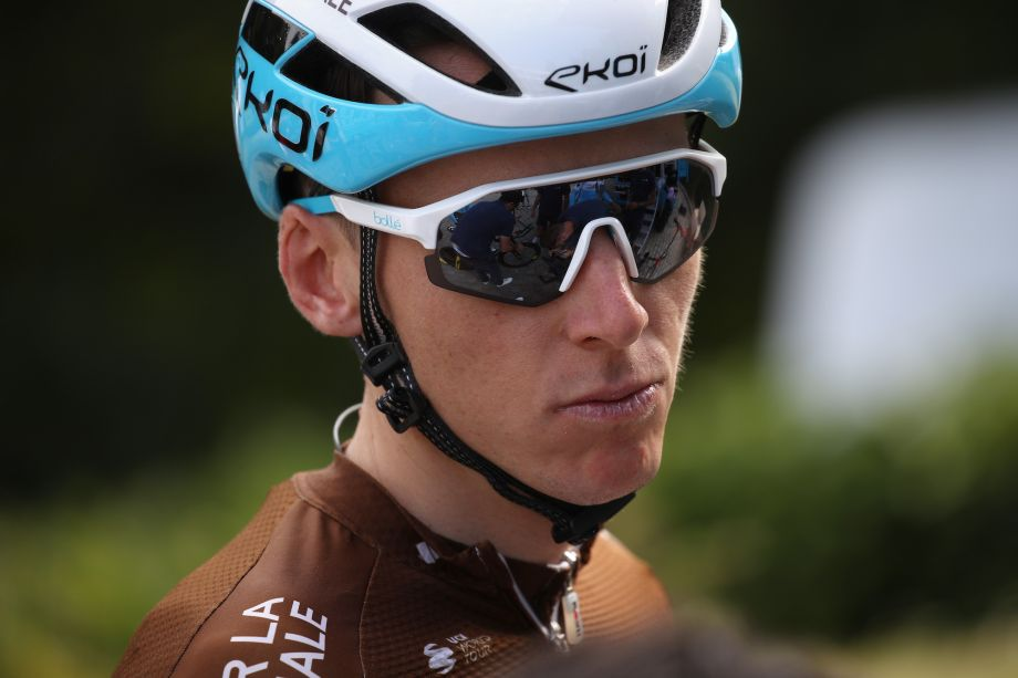 Romain Bardet told team he was thinking about quitting racing following Tour de France disappointment