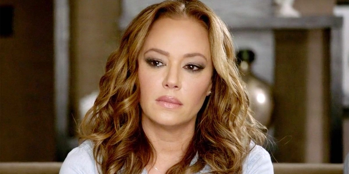 Leah Remini Claims Church Of Scientology Sent Hundreds Of 'Hateful' Letters To A&E Advertisers