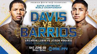Showtime Boxing presents Gervonta Davis vs. Mario Barrios promo
