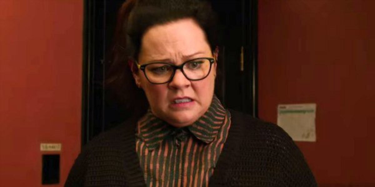 Melissa McCarthy in Ghostbusters