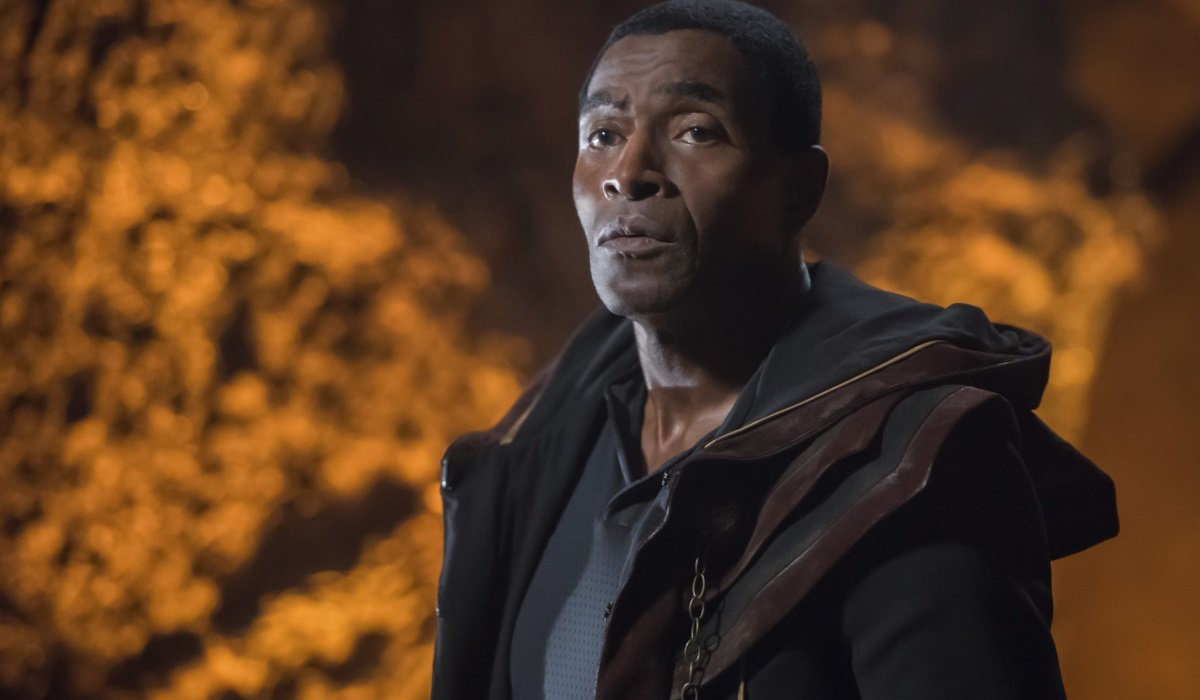 Carl Lumbly Supergirl The CW