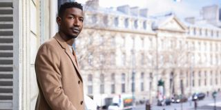Mamoudou Athie in Uncorked