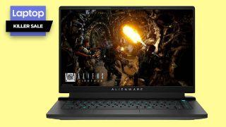 Alienware m15 R6 gaming laptop falls to $1,299