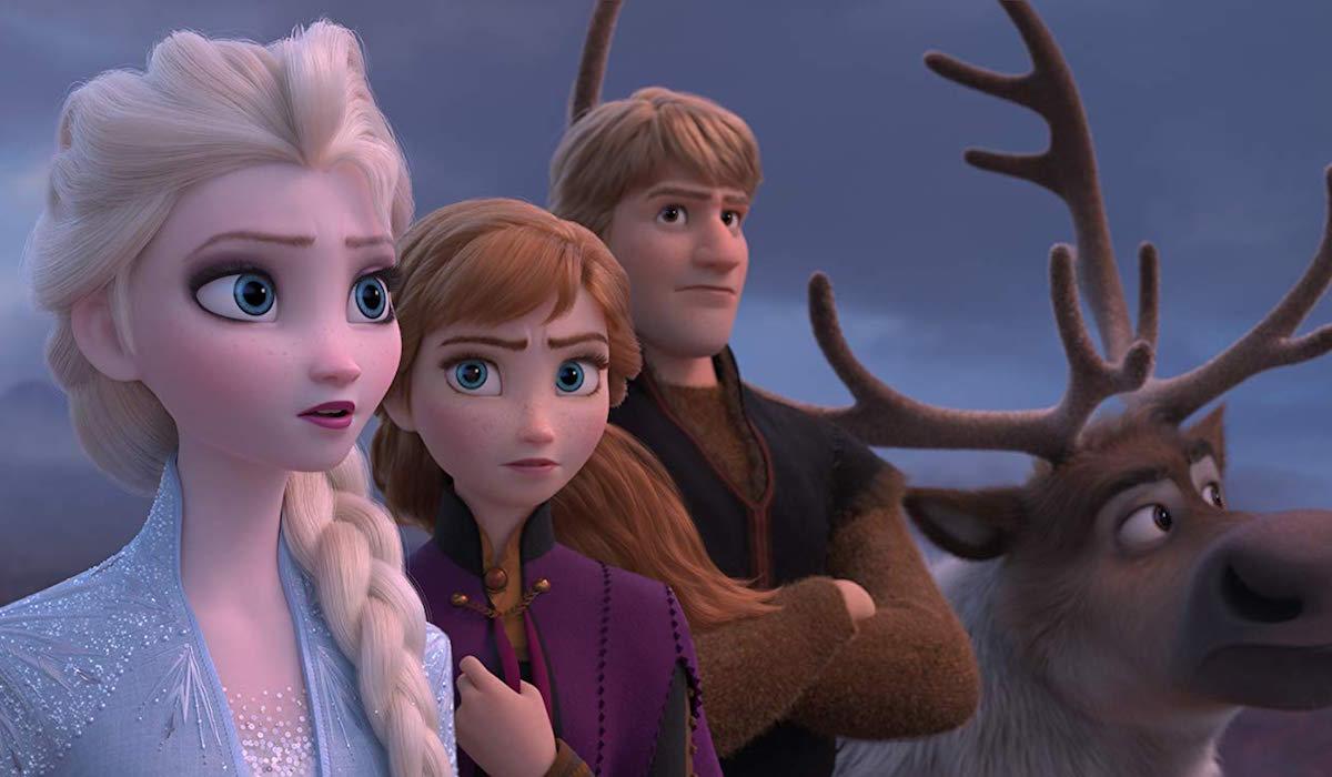 Frozen II characters